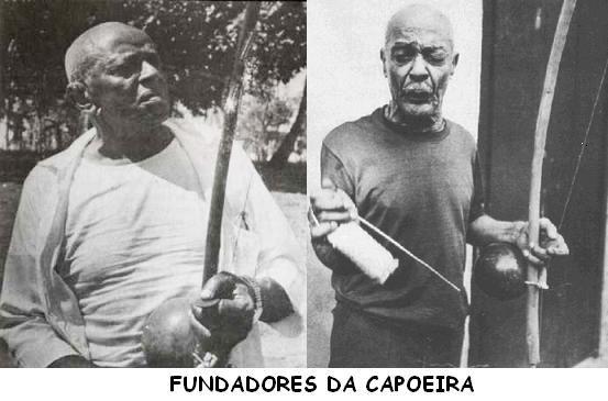 Mestre Bimba E Mestre Pastinha A Capoeira Artes Marciais