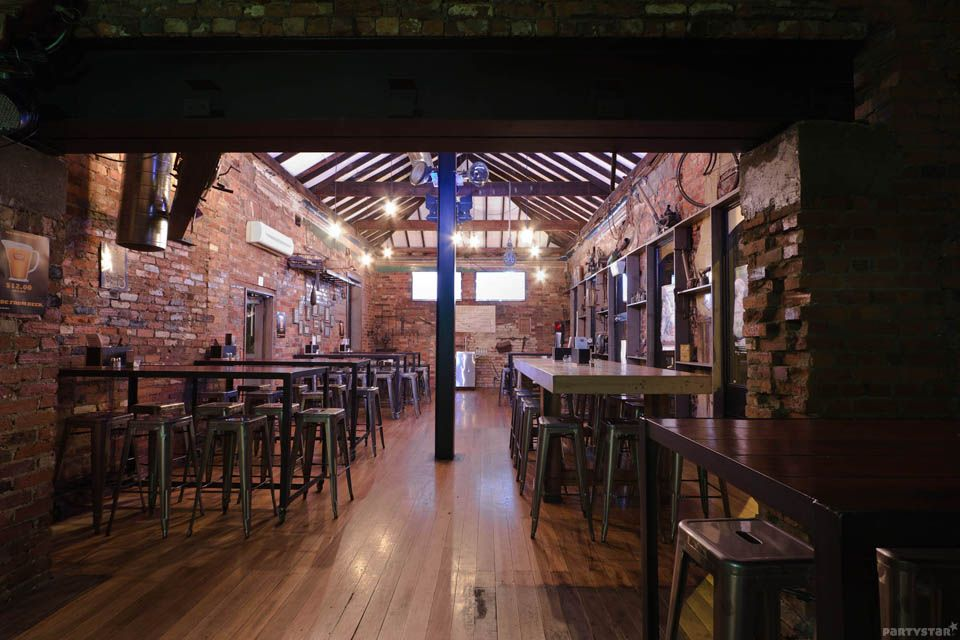 The Birmingham Fitzroy VIC Function Room hire photo 1 NQ