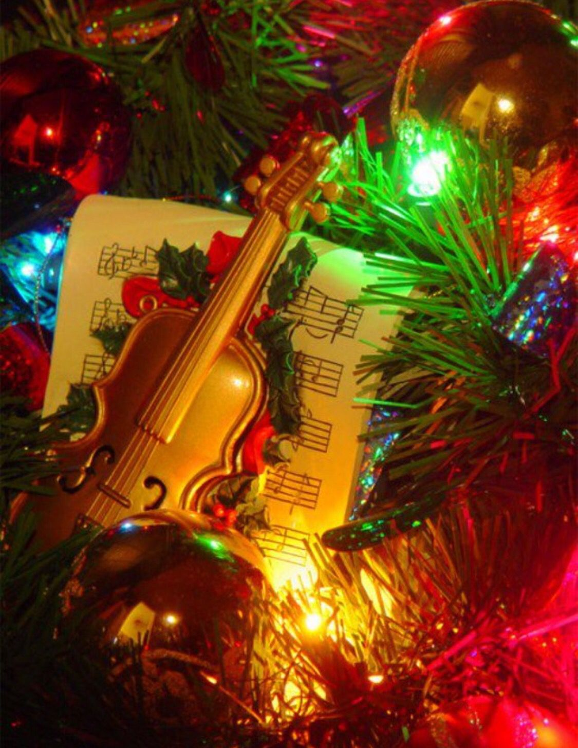 Música y Navidad