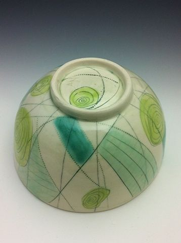 Serving Bowl (detail)  ashley neukamm