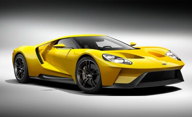 Ford Gt Yes Really A  Ford He Also Said That Ford