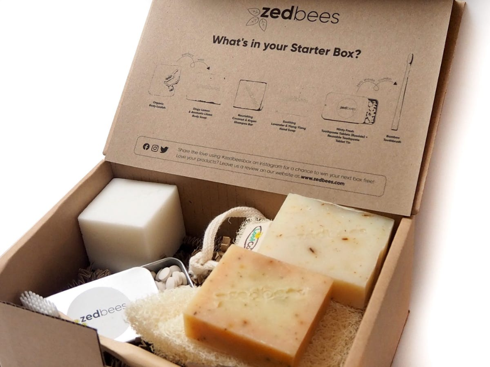 Ecofriendly subscription boxes to make being green easier