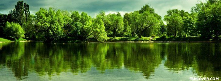 Green Nature Facebook Cover Green Nature Nature Pictures Cover Wallpaper
