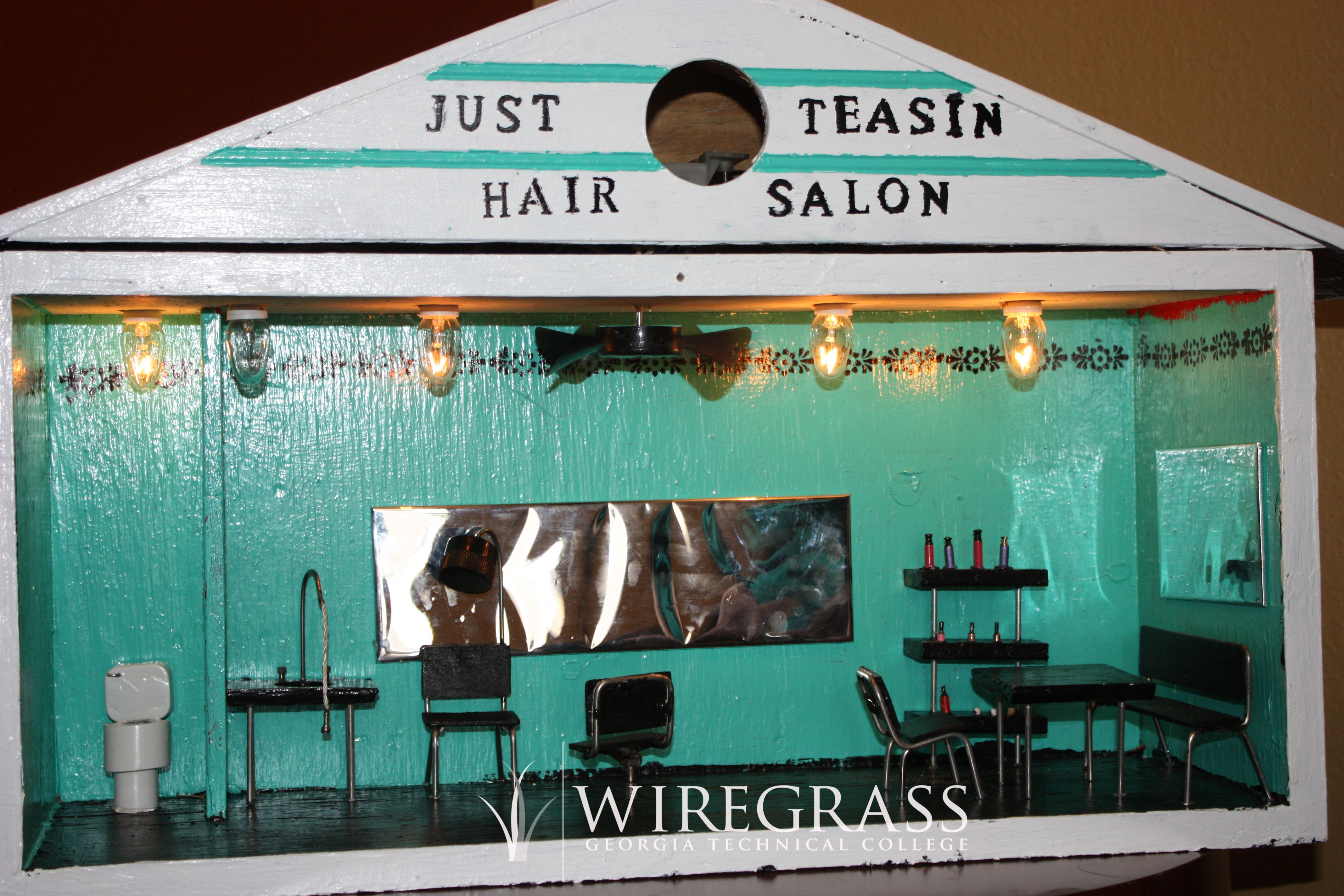 salon management project