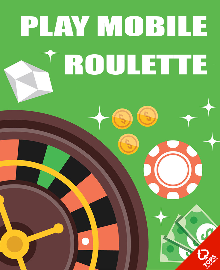 Discover the most popular online roulette games available to play on Android, iPhone, and iPad mobile devices.  --  #MobileCasino #Roulette