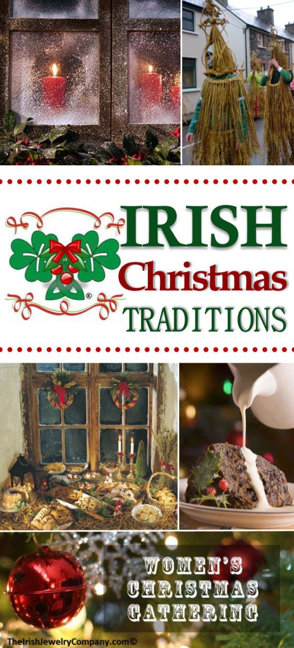 irish christmas traditions irisch weihnachten und. Black Bedroom Furniture Sets. Home Design Ideas