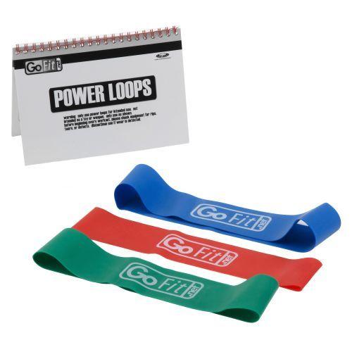 GoFit Power Loops 3-Pack 000