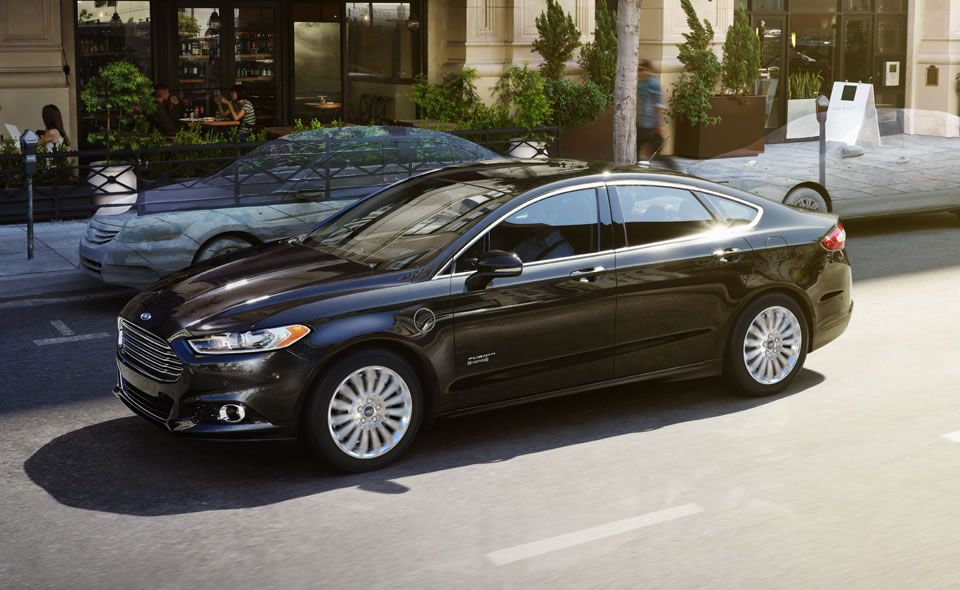 2013 Ford Fusion Energi S Top Safety Ratings Ford Fusion Ford