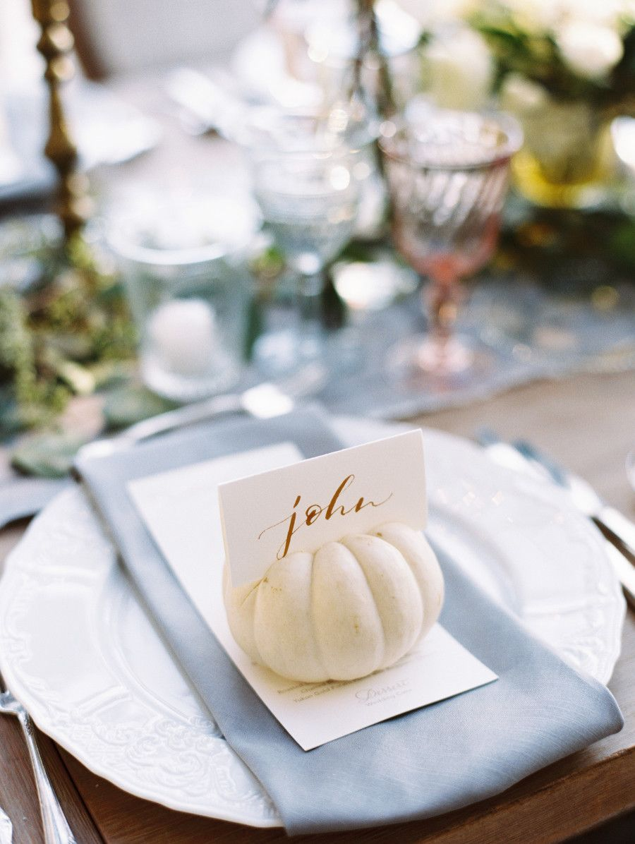 Wedding Place Cards That Are Truly Unique
