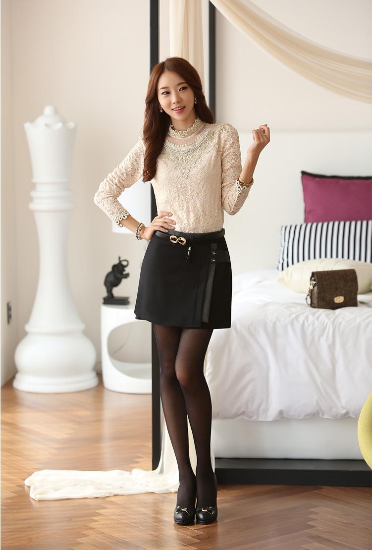 Moda coreana 25 modelos de faldas para chicas passion - Modelos de faldas de moda ...