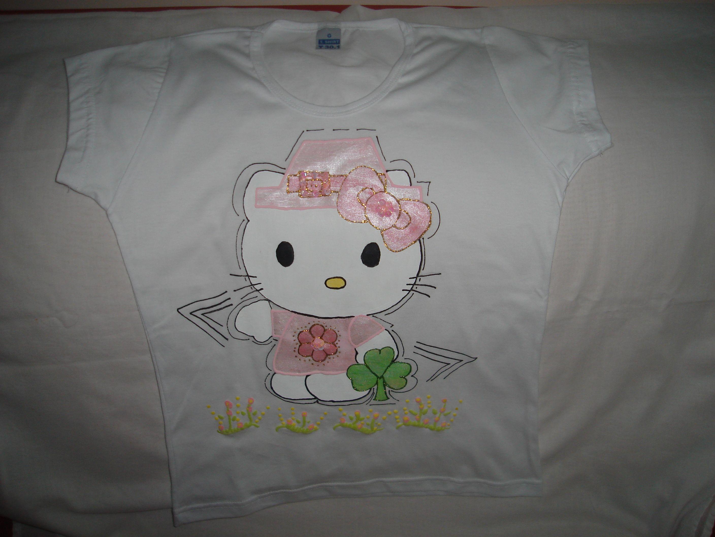Babylook com Hello Kitty 3