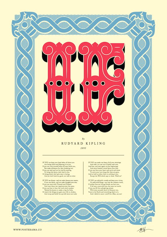 Christmas Gift ideas 2017: Inspirational typographic wall art prints ...
