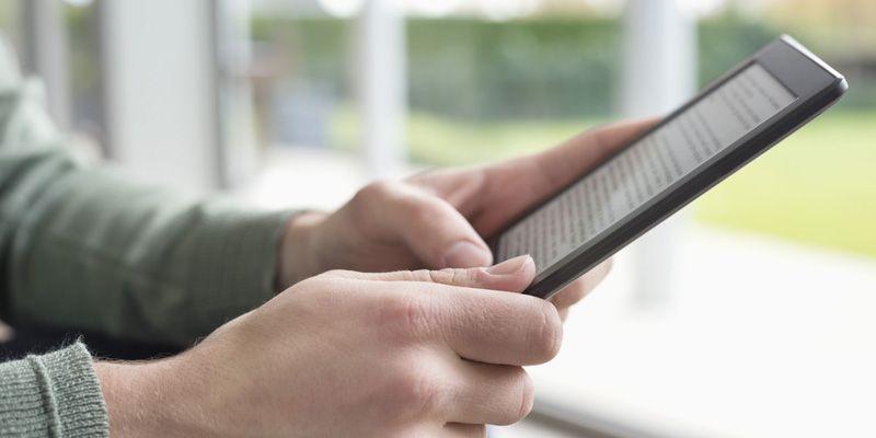 Auge de la lectura de ebooks en Europa y Rusia