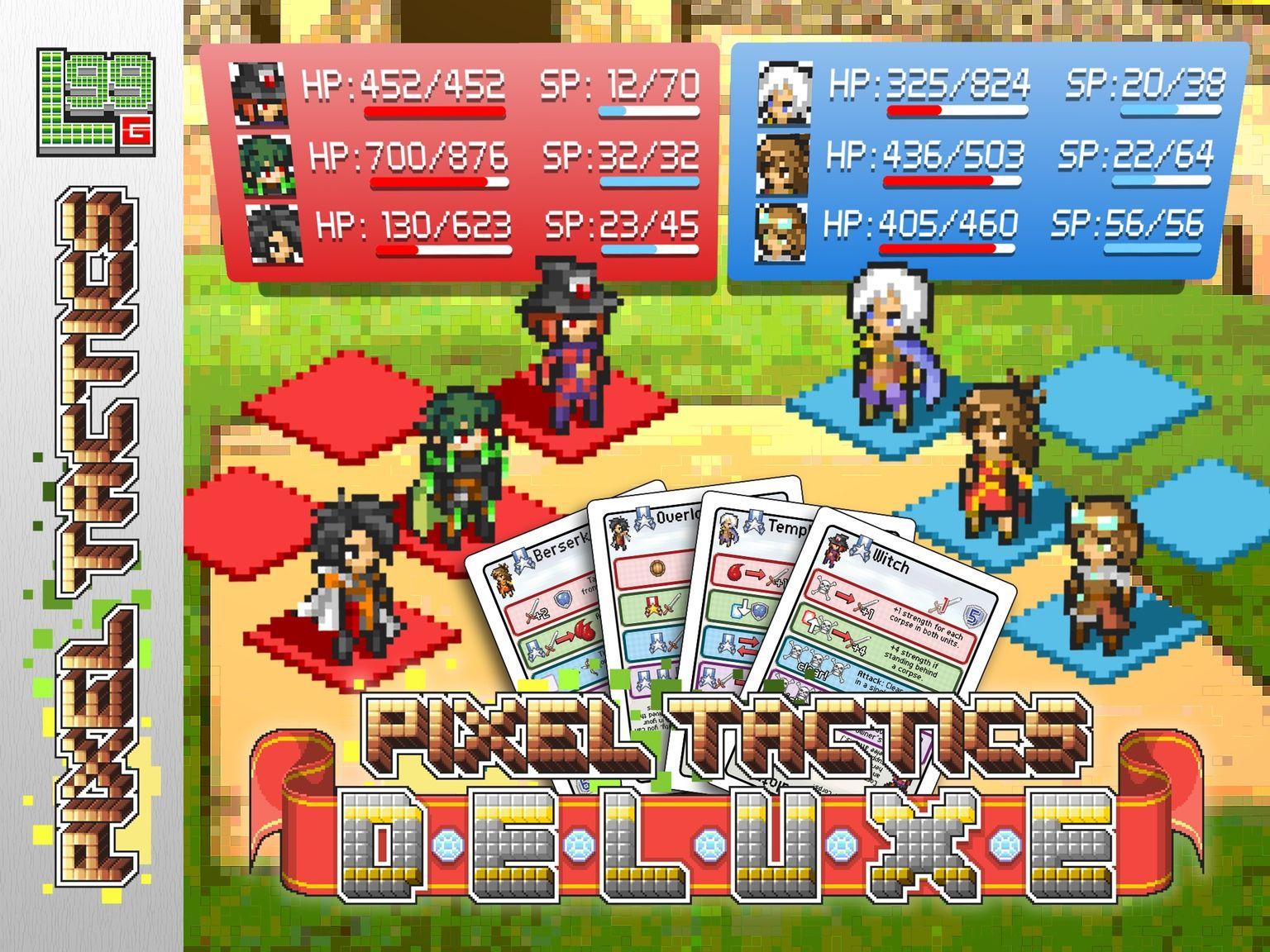 Pixel Tactics DELUXE! ☆ by David B. Talton Jr