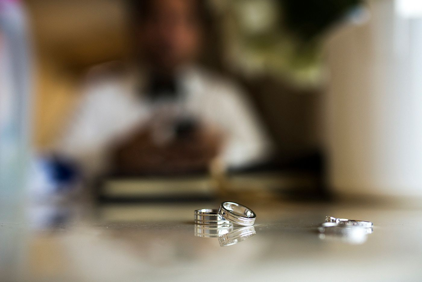 Dia de boda, Mariana y José