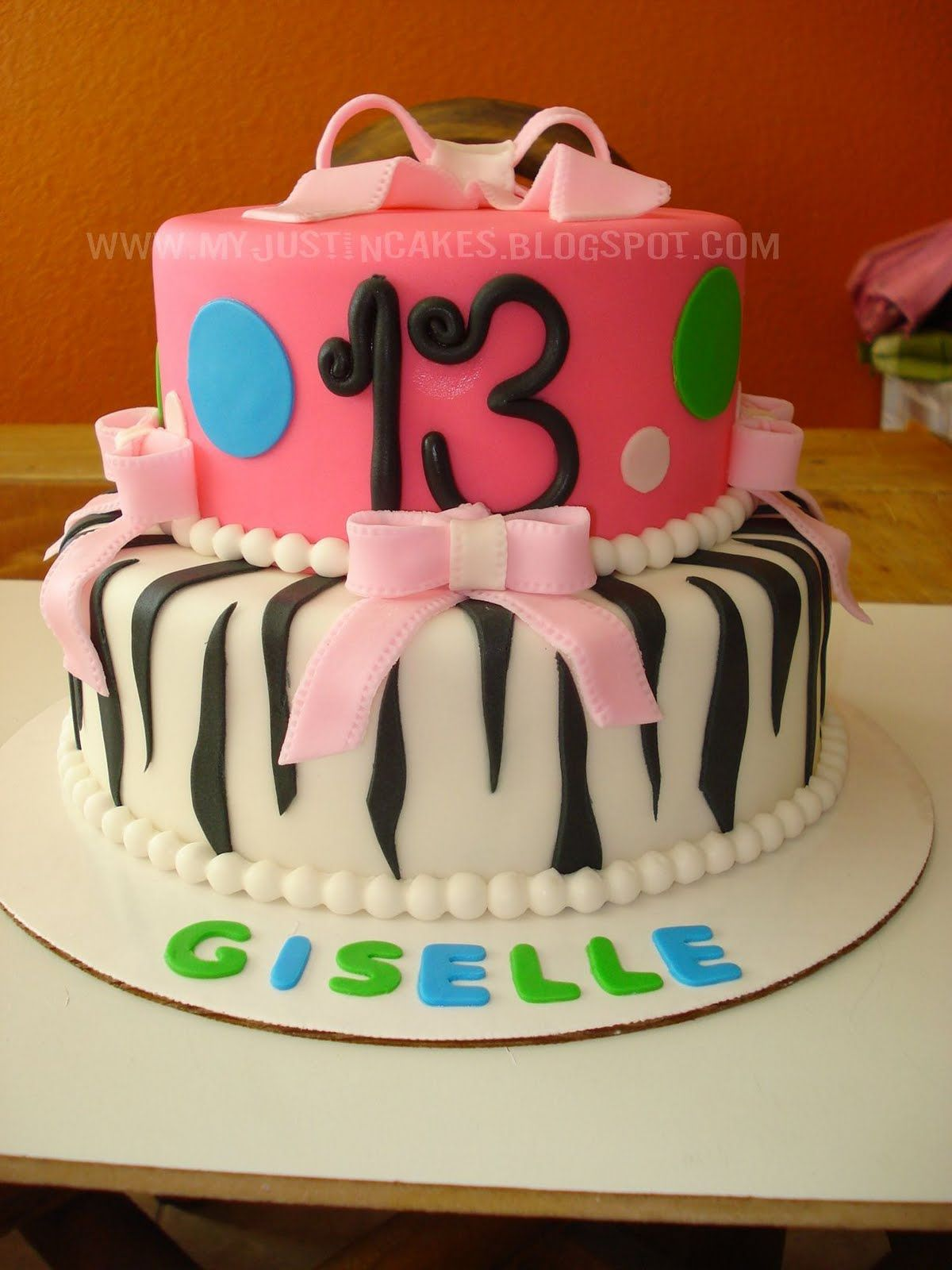5 year old birthday girl party ideas | just in cakes: 13 year old