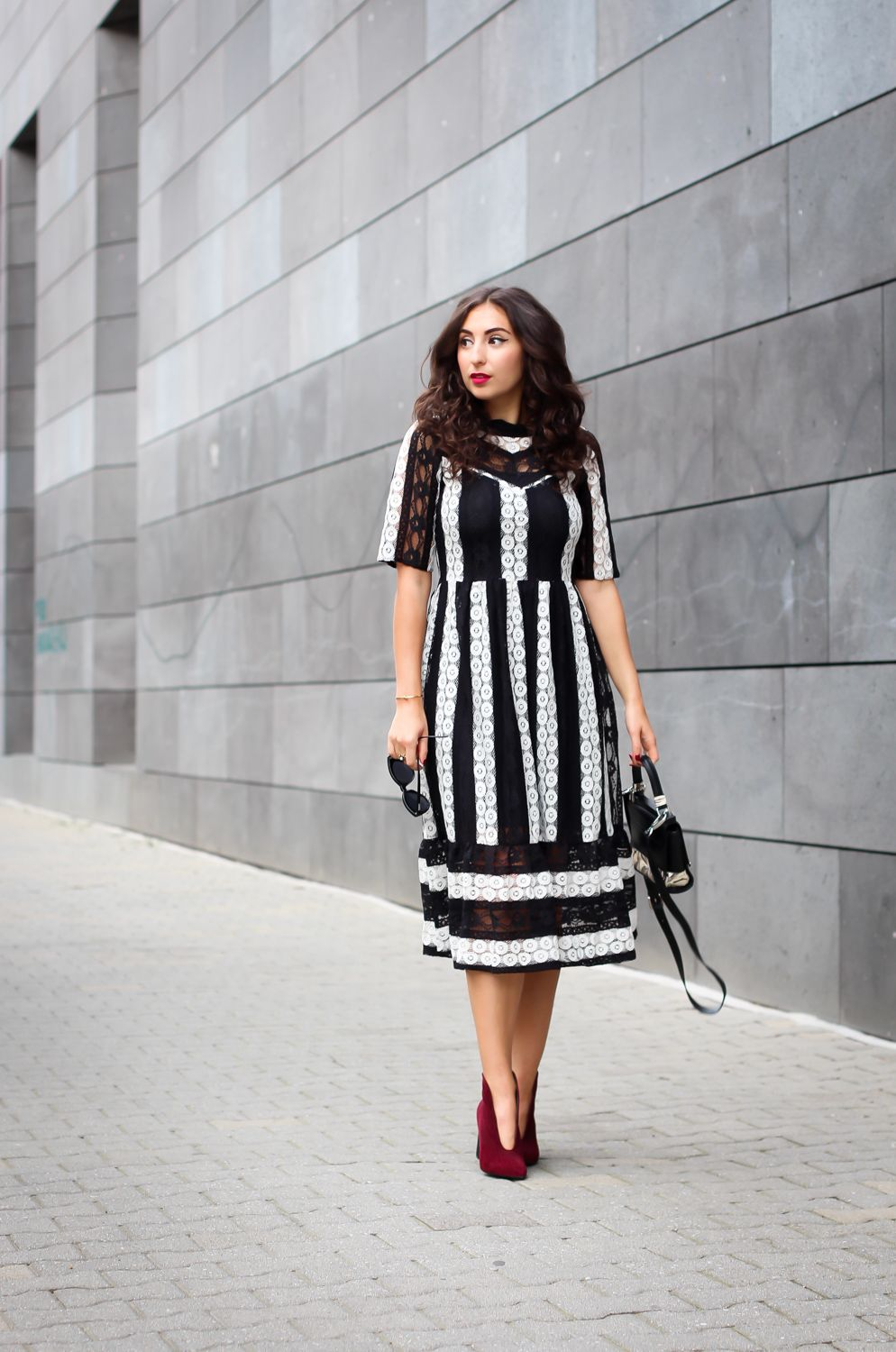 Berlin style summer dresses