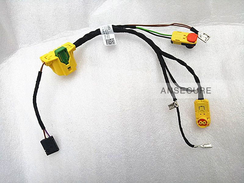 f221ae93cf622ed463c80a1300394a26 steering wheel airbag wiring harness air bag cable for audi a4 b8 audi wiring harness at crackthecode.co