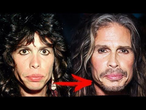 Steven Tyler Aerosmith Change From Childhood To 2018 Youtube