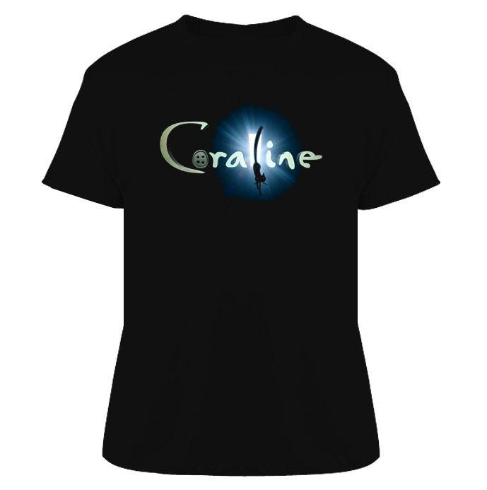 Coraline Movie T Shirt Movie T Shirts Coraline Movie Coraline