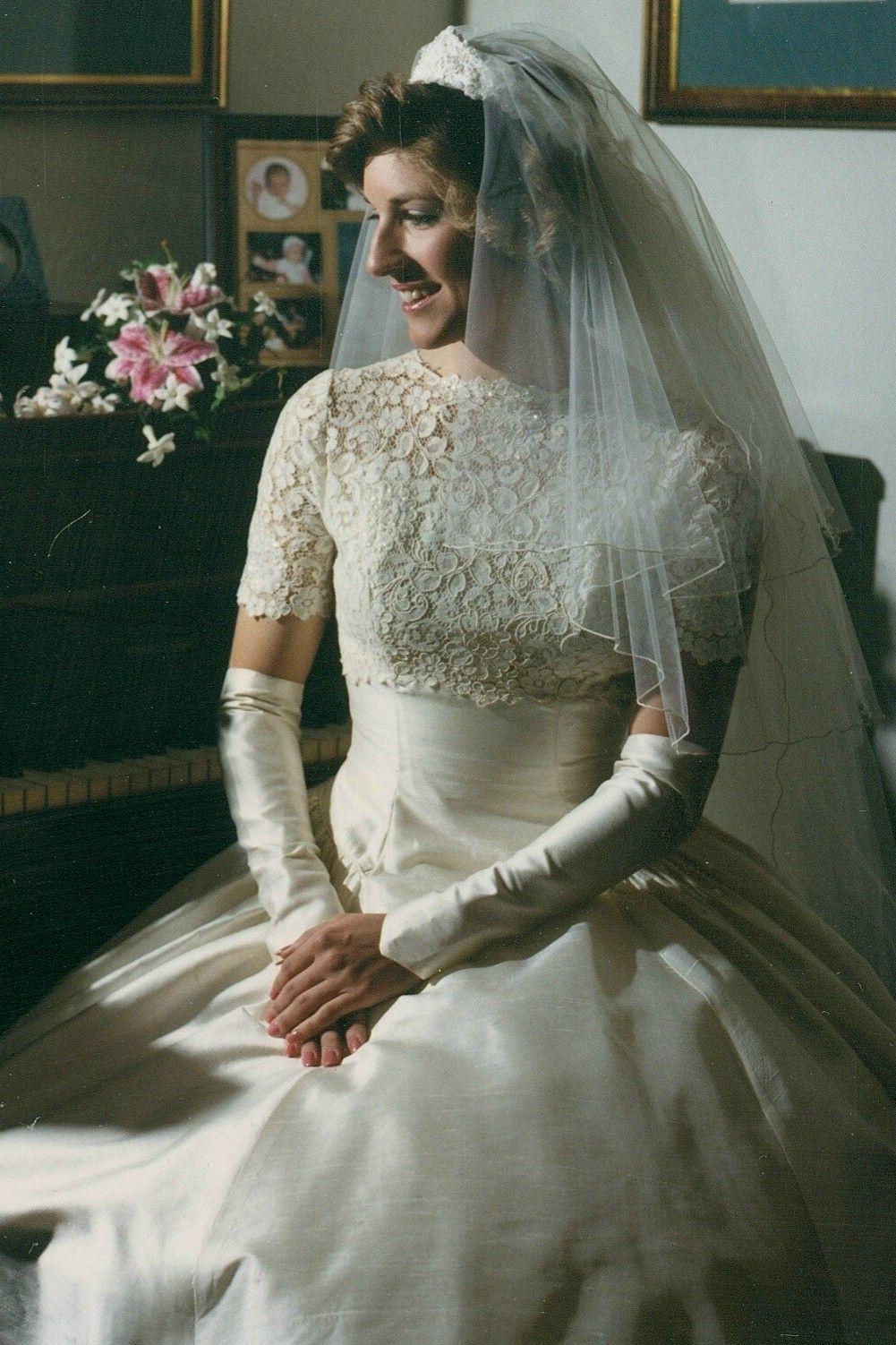 1955 Vintage Priscilla Of Boston Wedding Dress | Buy U0026 Sell Wedding Dresses,  Used Wedding