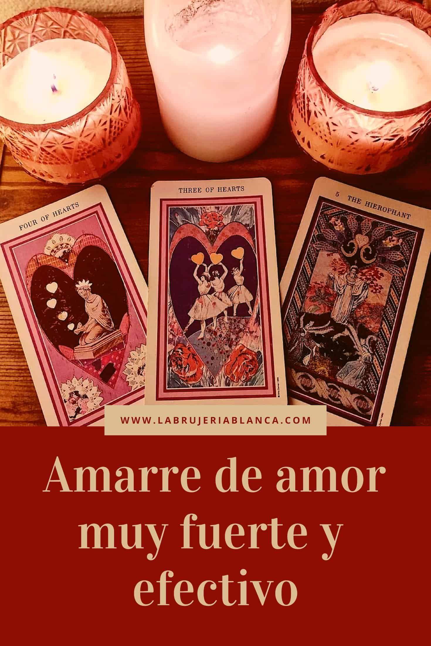 Amarre De Amor Efectivo Y Rápido La Brujería Blanca Wicca Candle Jars Mudras