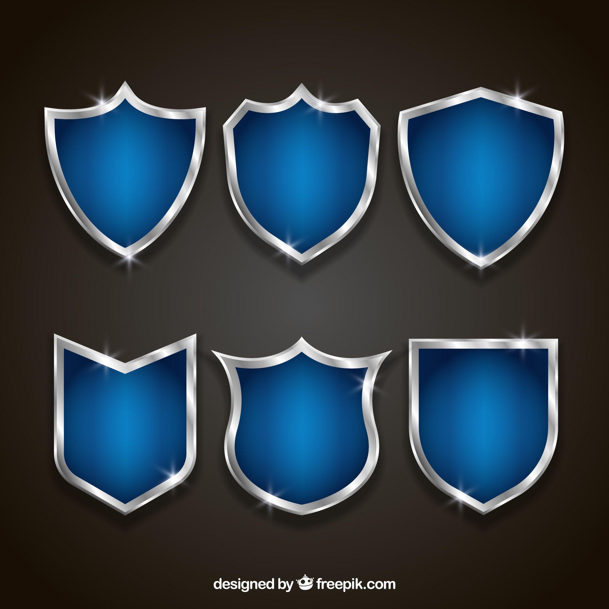 Pin by Victor Yelnikoff on Badges Designvorschläge Blue