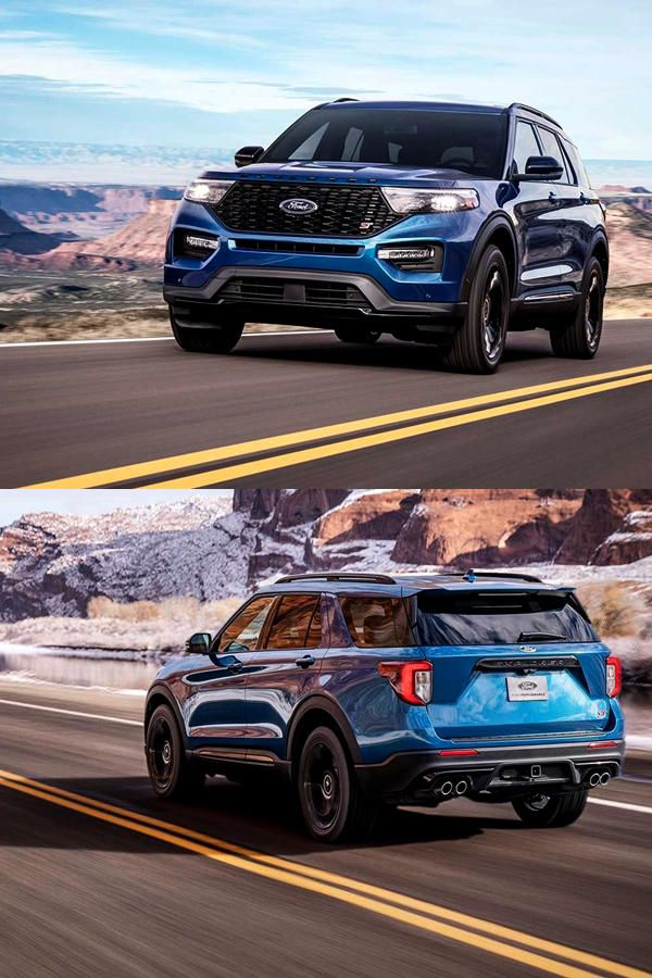2020 Ford Explorer St Hybrid Price Spec More Autopromag Usa 2020 Ford Explorer Ford Explorer Ford Suv