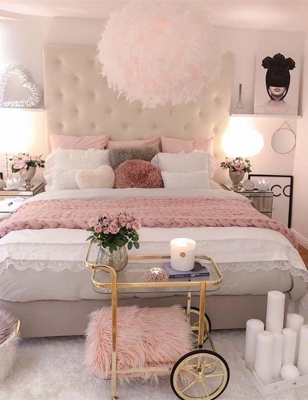 Room Decored Ideas Pink #room #bedroom #roomdecor in 2020 ...
