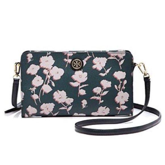 Tory Burch Kerrington Crossbody Bag Authentic. Brand new. No tag. Final sale. Pls ask questions before purchasing. Tory Burch Bags Crossbody Bags
