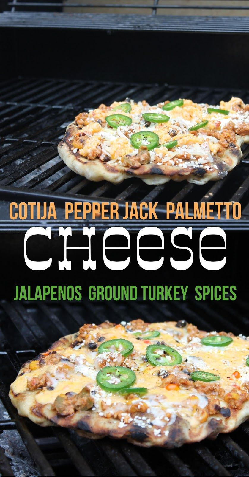 Party Box Design: Grilled Pizza... amazing!