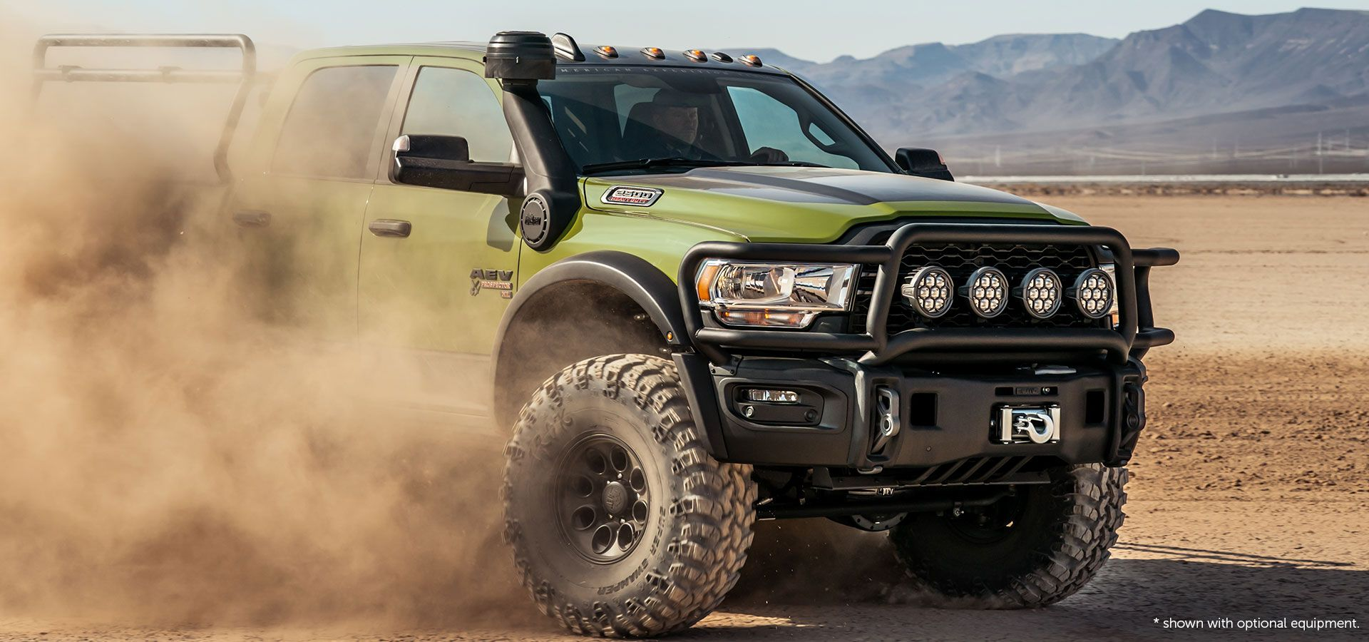 Prospector XL American Expedition Vehicles AEV in 2020