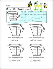 Free math printable worksheets with supports for students ...
