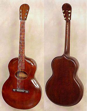 1897 Orville Gibson guitar