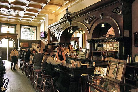 The Authentic Old West Experience Palace Saloon In Prescott Az