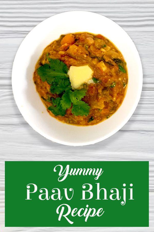 Paav Bhaji Recipe   Indian Food