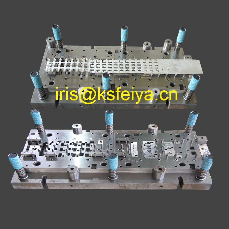 Progressive die / stamping tools irisksfeiya.cn Plastic