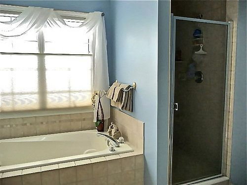 Bathroom Window Curtain Ideas  Google Search  Bathroom Revamp Delectable Small Bathroom Window Curtain Review