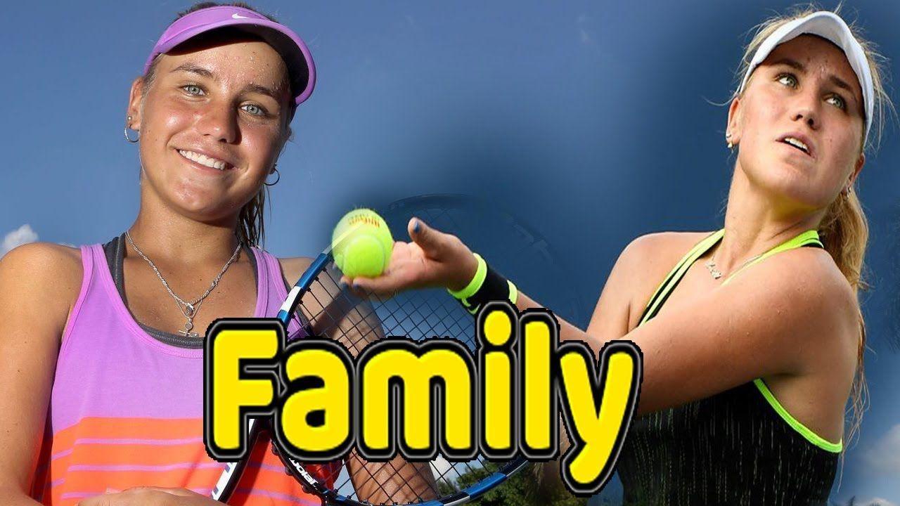 Sofia Kenin Family Photos With Boyfriend 2018 Famous Sports Sports Gallery Family Photos