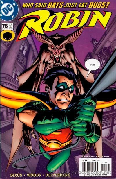 ROBIN #76, DC COMICS, 2.000, USA