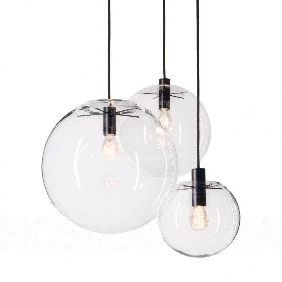 12 Lampe Glaskugel Kuche Di 2020 Lampu