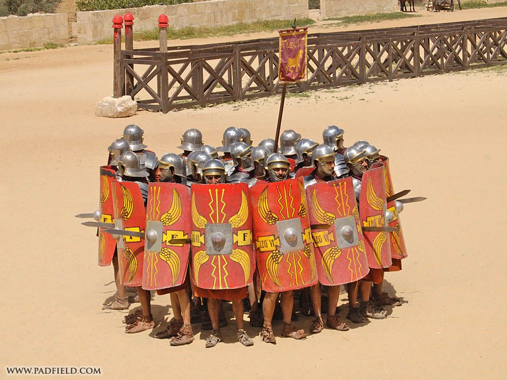 Roman Military Battle Formations   Roman Army Formations   Rome ...