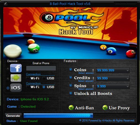 All4hacks Com All For Free Pool Hacks Pool Balls Pool Coins