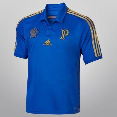 Camisa Adidas Palmeiras 1914-2014 s nº - Centenário - Mundo Palmeiras 990cd37a83f17