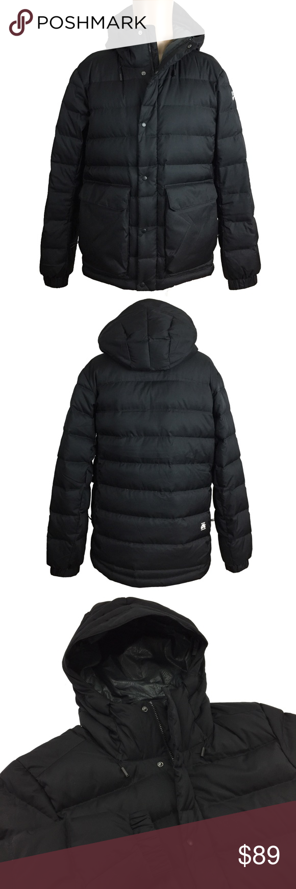 1d332f41bae7 NIKE SB Mens 550 Down Winter Jacket The Nike SB 550 Down Men s Jacket is  made