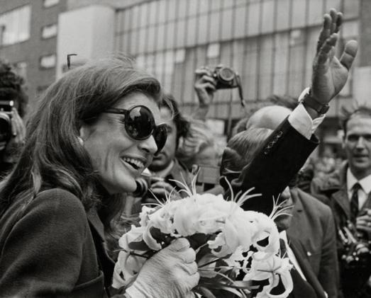 1970, Belfast. Jacky O.