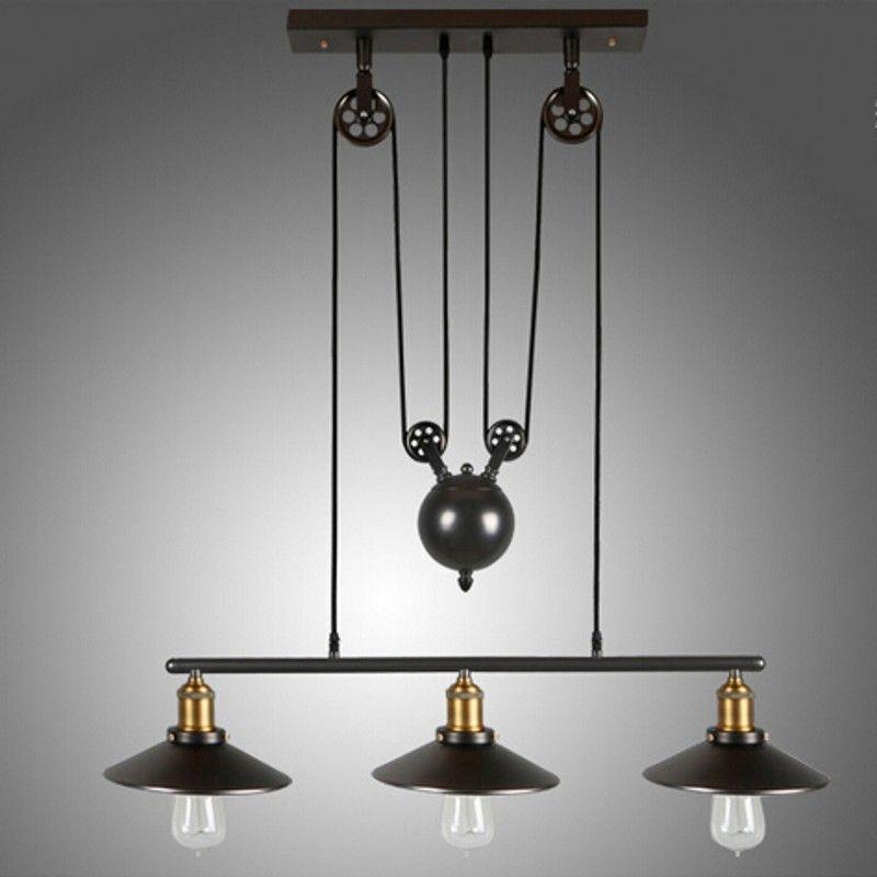 pulley pendant lighting. Popular Pulley Light Fixtures-Buy Cheap Fixtures Lots . Pendant Lighting I