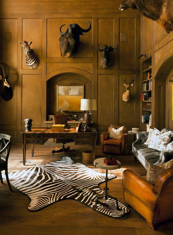100 African Safari Home Decor Ideas