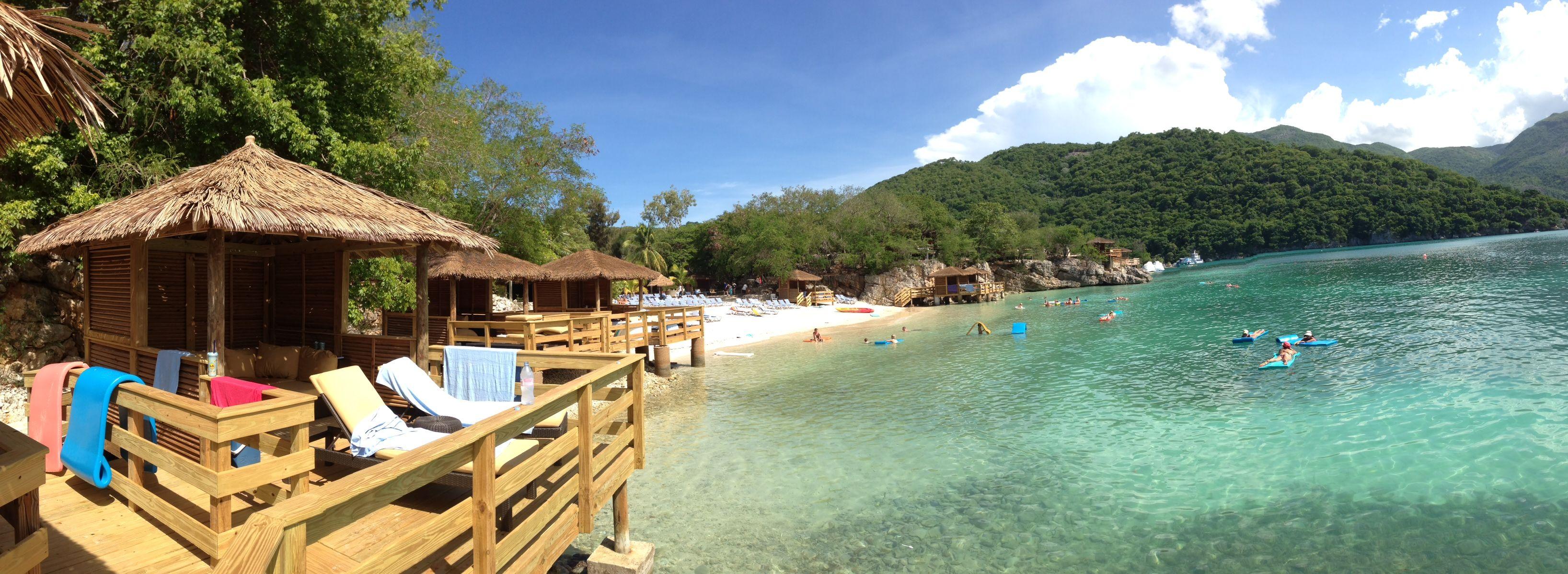 Barefoot Beach Labadee Haiti Harbor