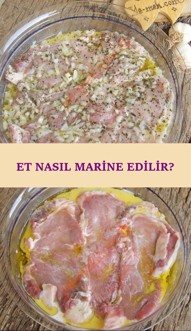 Photo of Et Nasıl Marine Edilir?